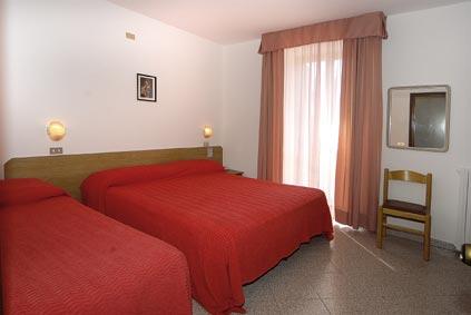 Hotel Piemontese - Camera