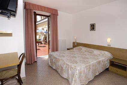 Hotel Piemontese Camera